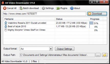 AllVideoDownloader: scaricare video dai principali siti web