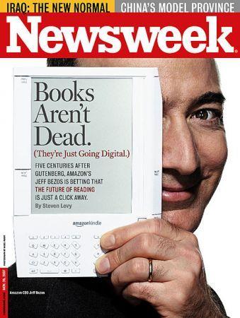 Da Amazon arrivano in prestito gli E-Book