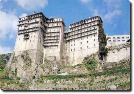 Anche i Monaci sul Monte Athos connessi al WEB