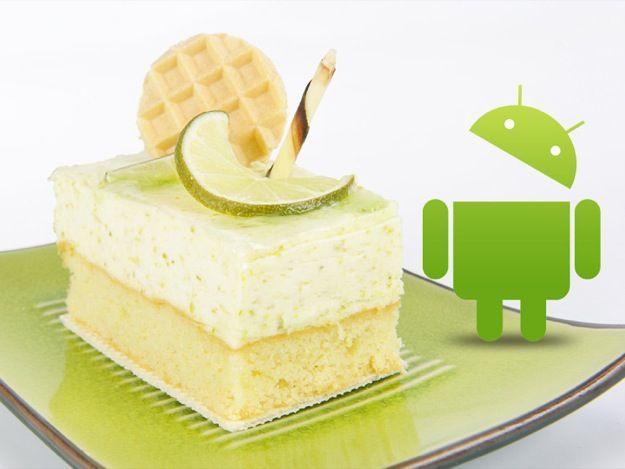 Android 5 Key Lime Pie, primi test su un Sony Xperia T aggiornato