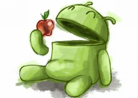 Smartphone: Android è il sistema operativo preferito negli USA, iOS solamente secondo