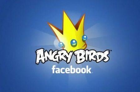 Angry Birds arriva su Facebook