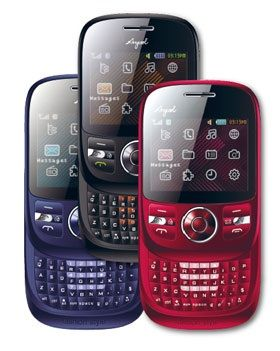 Anycool Trendy: cellulare Dual-Sim con tastiera QWERTY per i giovani