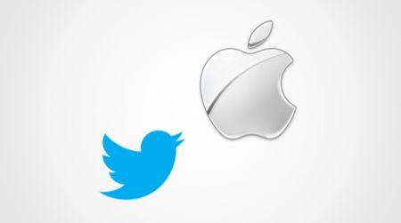 Twitter: Apple potrebbe presto acquisire delle quote del social network