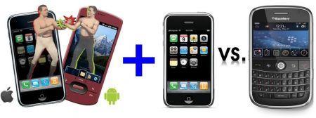 Per Rim e Google, Steve Jobs su Android e BlackBerry dice solo menzogne