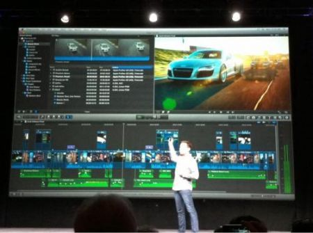 Da Apple arriva Final Cut Pro X: rivoluzione nel video editing