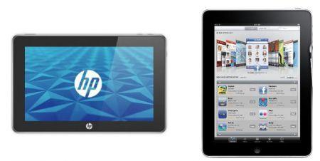 Apple iPad Vs HP Slate: gli altri stanno a guardare?