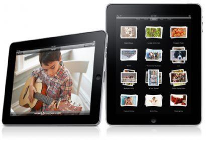 Apple iPad: nuovi modelli da 5 e 7 pollici entro la fine del 2010?