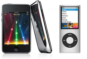 Apple iPod Touch ed Apple iPod Nano integreranno una fotocamera da 3.2 megapixel?