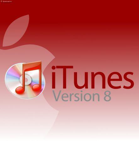 Apple iTunes ora è aggiornato alle versione 8.0.1