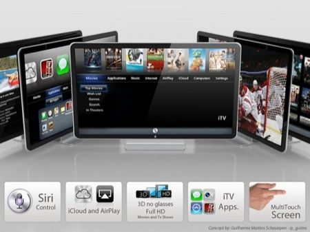 Apple TV, brevettata la tecnologia a 5 dimensioni