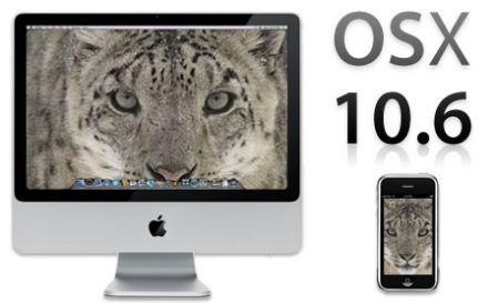 Apple Mac OS X Snow Leopard già disponibile