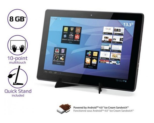Archos FamilyPad 13, tablet da 13 pollici in Italia a 299 euro