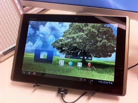 Asus EeePad Transformer 2, con Android 4.0 e chip quad core Nvidia
