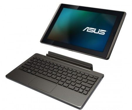 Asus Eee Pad Transformer: tablet al CES 2011