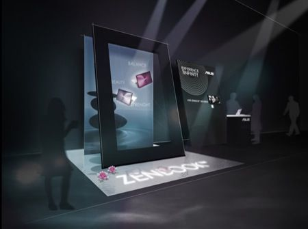 Fuorisalone: Asus alla Design Week 2012 di Milano