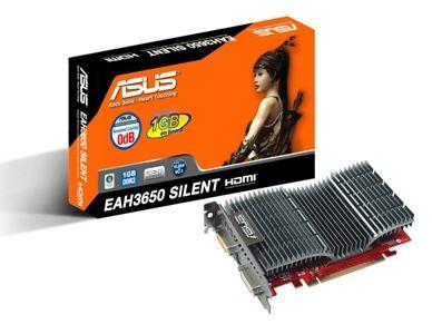 Nuova scheda Asus EAH3650