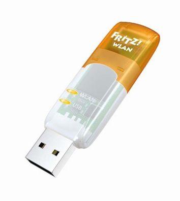 Avm WLAN USB Stick N 2.4: chiavetta usb veloce per San Valentino 2010