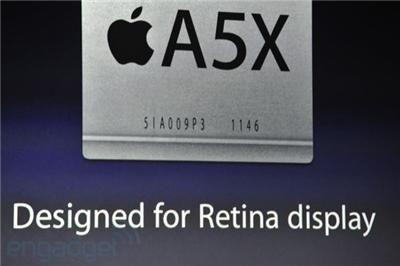 Processore A5X