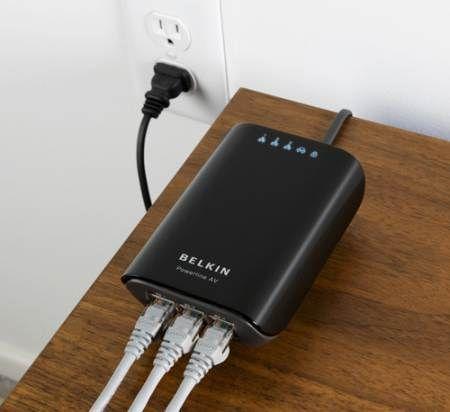 Belkin powerline rete internet domestica utilizzando - Prezzo impianto elettrico casa ...
