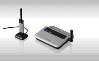 Nuovo hub USB wireless