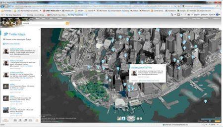 Microsoft lancia il nuovo Bing Maps e la versione mobile del motore di ricerca decisionale