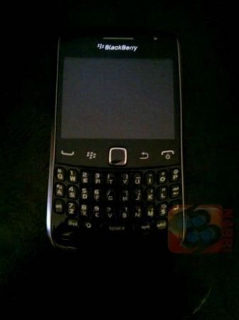 BlackBerry Orlando smartphone curve touch