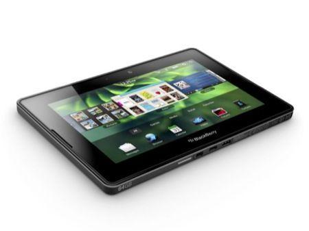 RIM potrebbe sospendere la produzione di BlackBerry PlayBook, ma l'azienda nega