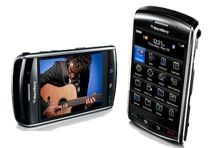 BlackBerry Storm: disponibile il firmware Vodafone versione 4.7.0.141