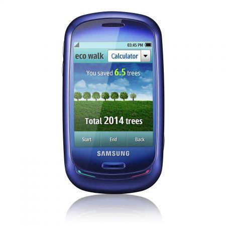 Samsung Blue Earth: il cellulare con pannello solare in Italia con Vodafone