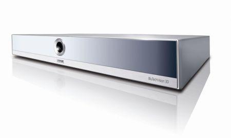 Loewe BluTechVision 3D: Blu Ray con Surround Sound 7.1 ed internet