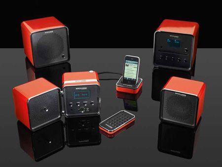 Brionvega Radiocubo TS525, le radio in streaming alla massima potenza