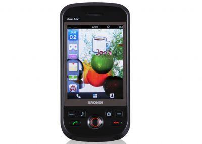 Brondi Dual Touch: cellulare Dual Sim economico