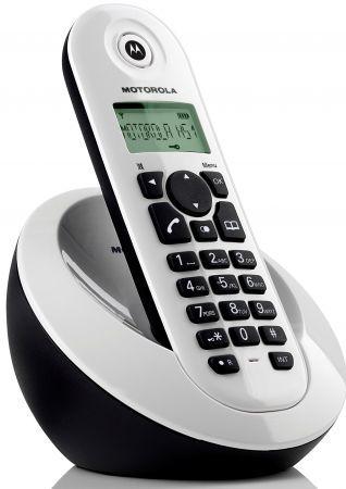 Motorola C601: cordless elegante ed economico per un regalo di Natale