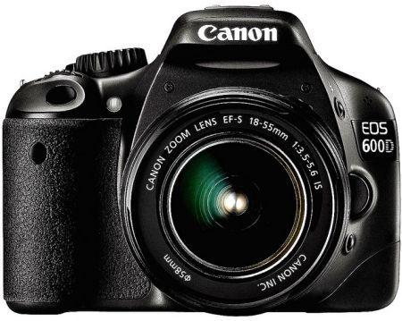 Canon Eos 600D: reflex digitale dal design retrò per la Festa del Papà