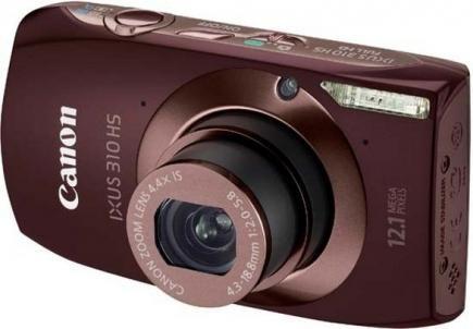 Canon IXUS 310 HS: fotocamera sottile ed elegante per la Festa del Papà
