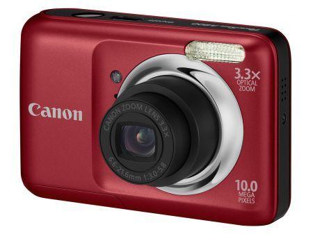Canon PowerShot A800: compatta digitale economica per tutti