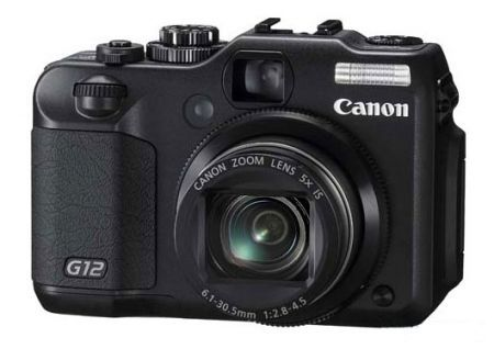 Canon Powershot G12: video in HD a 720p
