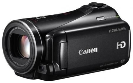 Canon LEGRIA HF M46: videocamera digitale professionale per la Festa del Papà