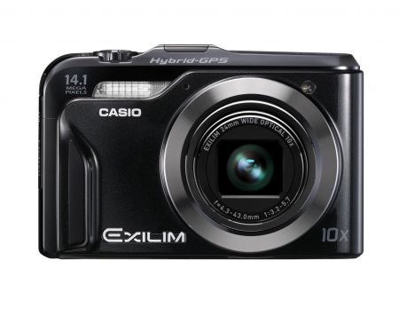 Casio Exilim EX-H20G: fotocamera per viaggiatori come regalo di Natale