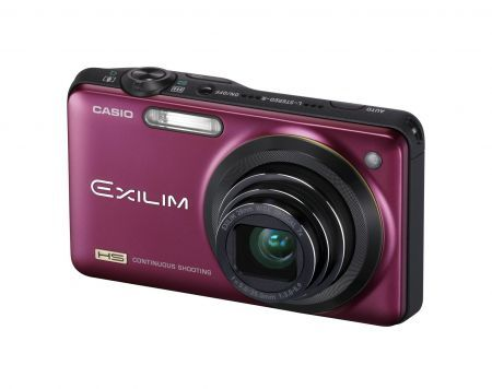 Casio Exilim EX-ZR10: fotocamera per scatti creativi come regalo di Natale
