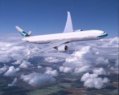 Connessione WiFi e cellulare sui voli Cathay Pacific