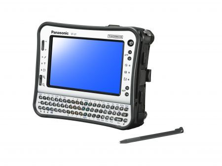 UMPC Panasonic con processore Intel Atom
