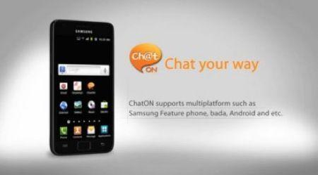 Samsung ChatON, il nuovo servizio gratuito per comunicare sempre