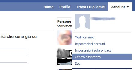 come cancellarsi da facebook 10