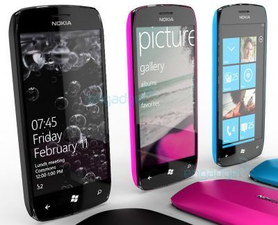 Microsoft e Nokia: 1 miliardo di dollari per i Nokia Windows Phone 7