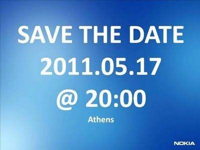 Conferenza Nokia Atene 17 Maggio 2011