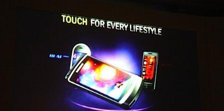 Conferenza Samsung: Samsung Blue Earth Dream e Samsung OmniaHD
