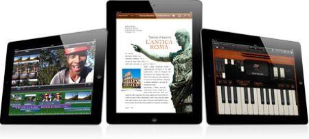 Confronto tra iPad 2 e Samsung Galaxy Tab 10.1