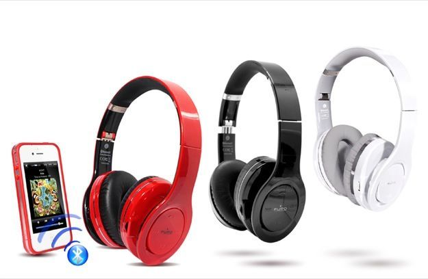 Cuffie Bluetooth Puro, la musica a Natale è wireless
